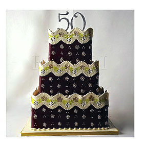 50th Birthday Cake Topper Ideas Pictures To Pin On Pinterest