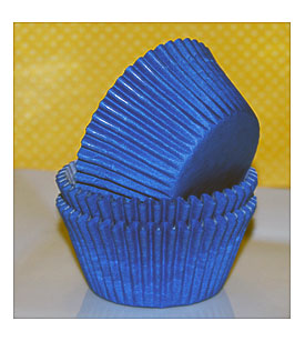 Cute Cupcake Wrappers And Cupcake Stand Displays