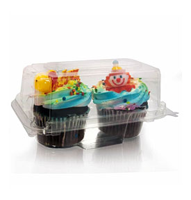 Disposable Cupcake Tray Hand Washable Reusable And Disposable