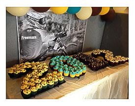 Graduation Cupcake Holderassorted Graduation Designs