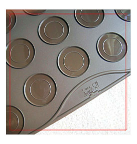Muffin Sheetfits All Nordic Ware 1 4 Baking Sheets