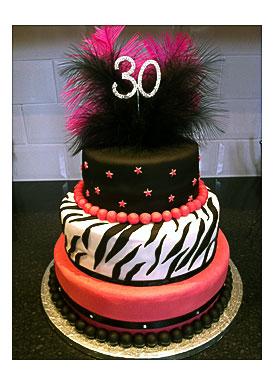 Thirty Cake Toppergold 30 Amp Fabulous Cake Topper
