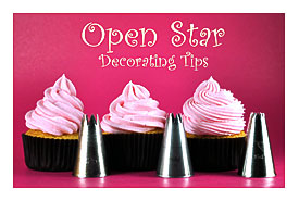 Wilton Icing Tips Chart
