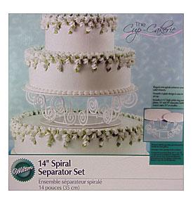Wilton Wedding Cake SuppliesWilton 4 Piece Wedding Cookie Cutter Set